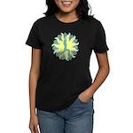 CENTERED YOGA Women's Dark T-Shirt