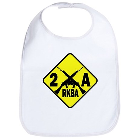 Second Amendment Zone Bib