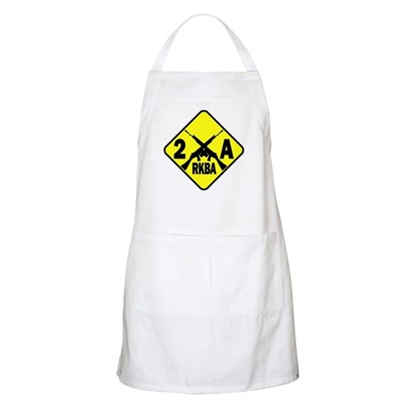 Second Amendment Zone BBQ Apron