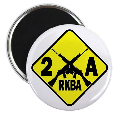 "Second Amendment Zone 2.25"" Magnet (100 pack)"