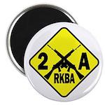 "Second Amendment Zone 2.25"" Magnet (100 pack)"