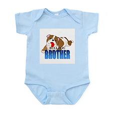 Bulldog Brother Infant Bodysuit