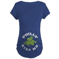 Philly Irish Kiss Me T-Shirt