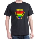 Eben Gay Pride (#009) T-Shirt