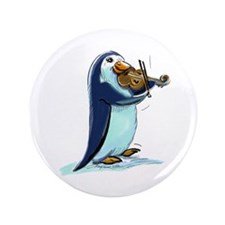 "pEnGuIn ViOliNiSt 3.5"" Button (100 pack)"