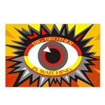 Big Brother is Watching (8 Postcards)