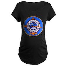 USS Ogden LPD 5 T-Shirt