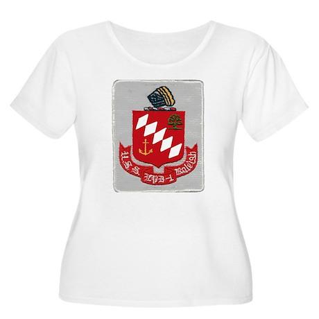 LPD 1 Women's Plus Size Scoop Neck T-Shirt
