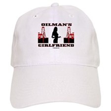 Oilman's Girlfriend Baseball Cap