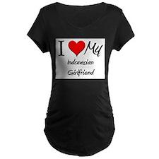I Love My Indonesian Girlfriend T-Shirt