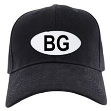 Bulgaria Oval Baseball Hat