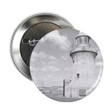"Lighthouse, South Shields 2.25"" Button"