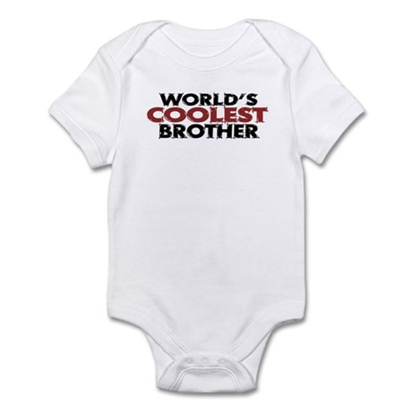 World's Coolest Brother Infant Bodysuit