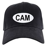 Cameroon Oval Baseball Hat