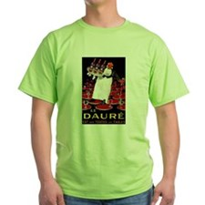 Vintage French Wine Poster T-Shirt