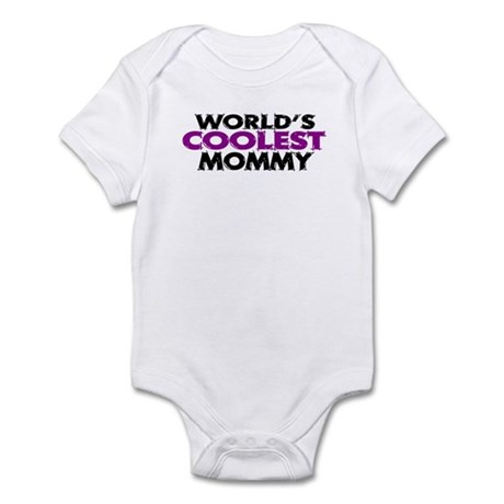 World's Coolest Mommy Infant Bodysuit