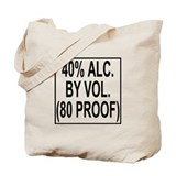 Cool Liquor Tote Bag