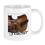 BEST TEACHER Small Mugs