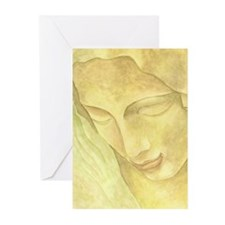 Cute Madonna Greeting Cards (Pk of 10)
