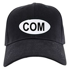Comoros Oval Baseball Hat