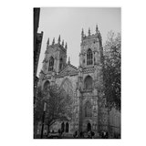 York Minster Postcards (Package of 8)