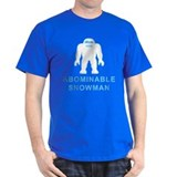 Dark Abominable Snowman T-Shirt