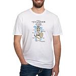 Lambuel Full Armor of God Fitted T-Shirt