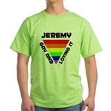 Jeremy Gay Pride (#006) T-Shirt