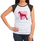 Doberman Pinscher Valentine's Day Tee
