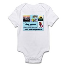 Tampa Mountain Guides  Infant Bodysuit