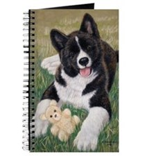 Akita Puppy Journal