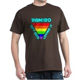 Ramiro Gay Pride (#008) T-Shirt