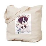 Saint Bernards Tote Bag