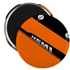 ORANGE HEMI Magnet