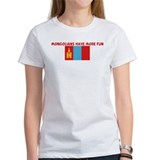 MONGOLIANS HAVE MORE FUN Tee