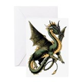 Great Dragon Greeting Card