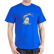 Birthday Dog Westie Terrier T-Shirt