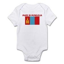 MADE IN MONGOLIA Infant Bodysuit