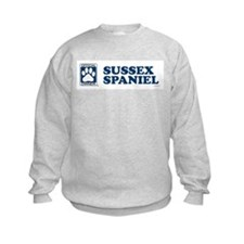 SUSSEX SPANIEL Sweatshirt