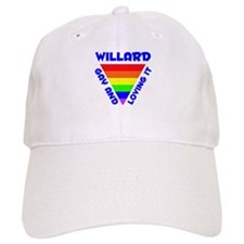 Willard Gay Pride (#005) Baseball Cap