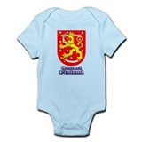 Finnish COA Infant Bodysuit