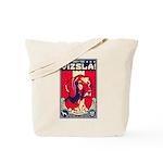 American Vizsla- Obey the V! Tote Bag