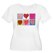 Lotsa Hearts T-Shirt