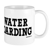 I Love Water Boarding Mug
