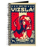 American Vizsla- Obey the V! Journal