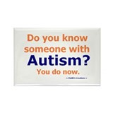Do you know Autism Rectangle Magnet