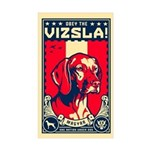 American Vizsla- Rectangle Sticker