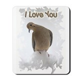 Love Bird Mousepad