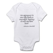 Funny Burke Infant Bodysuit