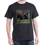 Four Gobblers Dark T-Shirt